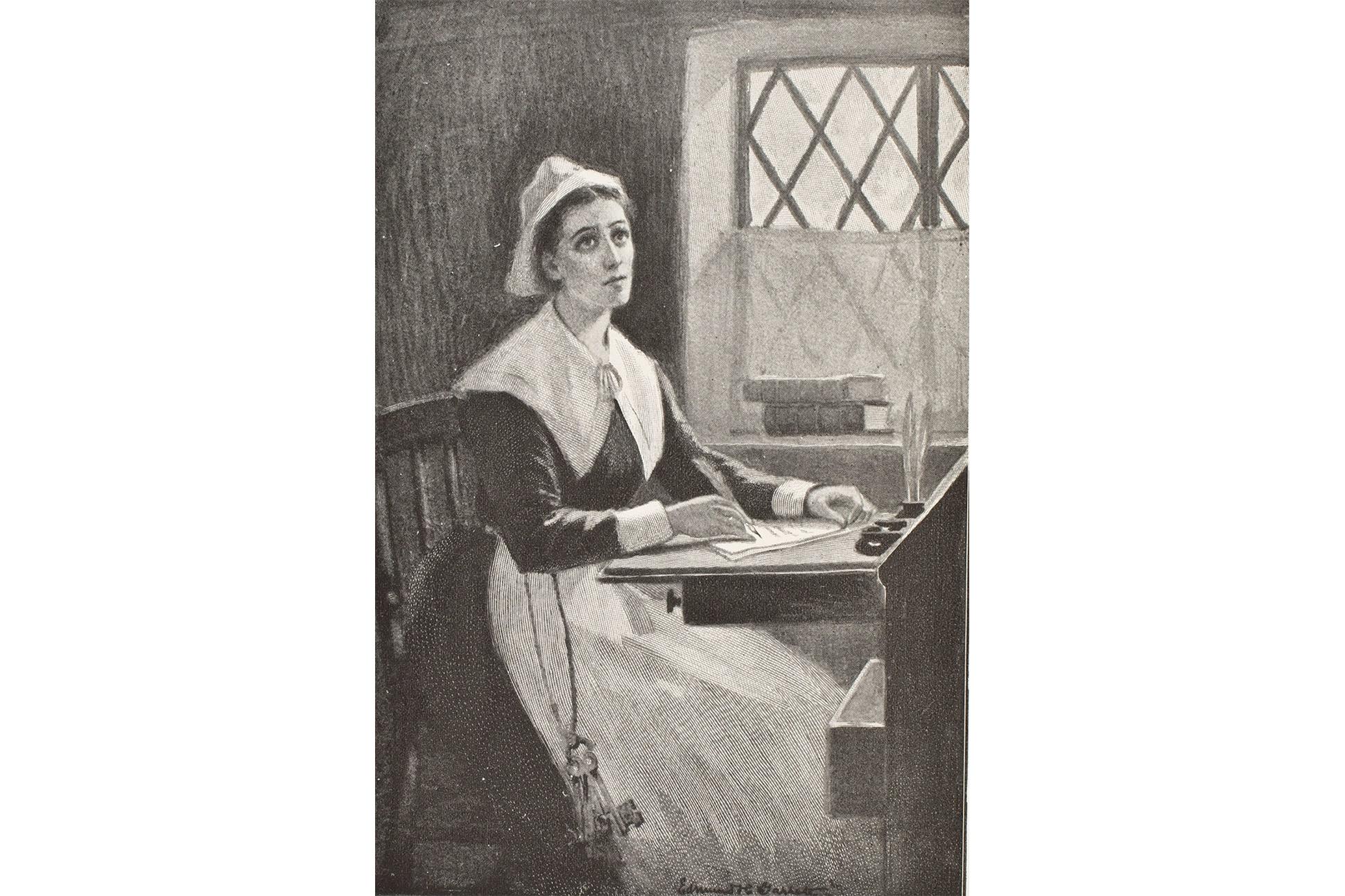 Anne Bradstreet